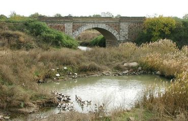 Арочный мост, Юрьевка