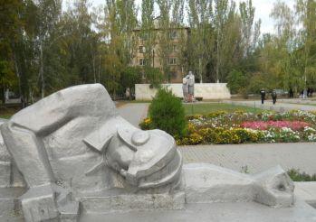 Мемориальный комплекс Братское кладбище, Мелитополь
