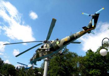 Вертоліт Мі-24, Запоріжжя