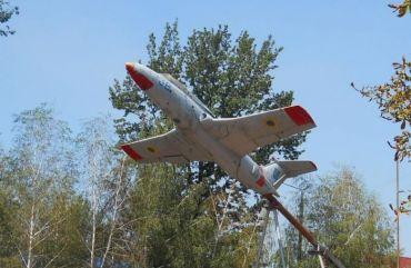 Літак Аеро L-29, Запоріжжя