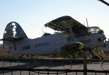 Кладбище самолетов, Полтава