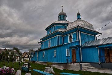 Юр'ївська церква, Дубно