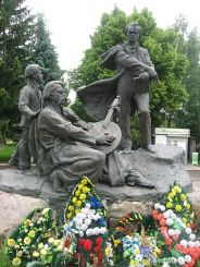 Памятник Шевченку, Дубно