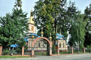 Троицкая церковь, Ровно