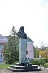 Памятник Шевченко, Березно