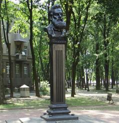 Бюст Алчевському