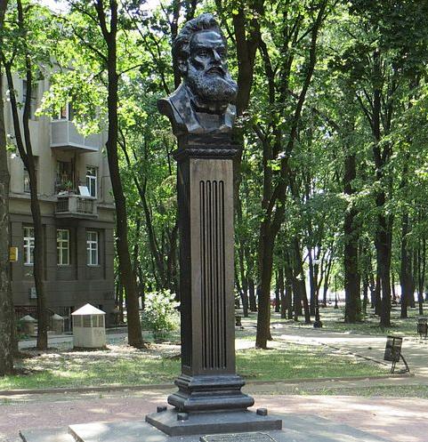 Bust Alchevsk Kharkiv Photos Description Address On The Map - Alchevsk map
