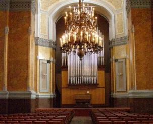 House of Organ and Chamber Music, Kharkov