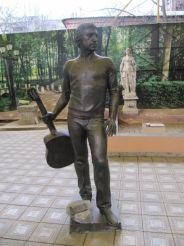 Пам'ятник Висоцькому