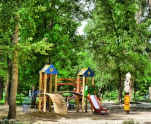 Парк Юность, Харьков