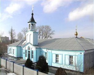 Монастырь Архистратига Михаила, Лозовая
