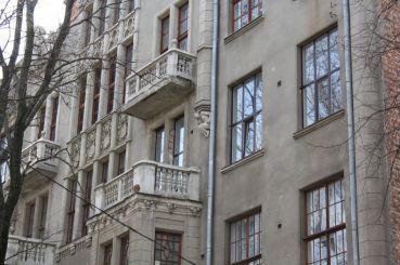 Будинок з химерами, Харків