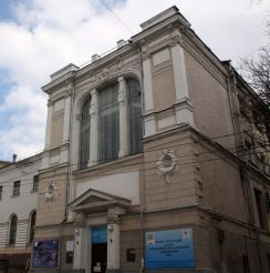 Housing Kharkov Engineering and Pedagogical Academy