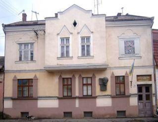 Дом-музей народного художника Украины Федора Манайла, Ужгород