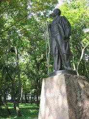 Пам'ятник Шевченку, Гоща