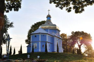 Михайловская церковь, Мирогоща Первая