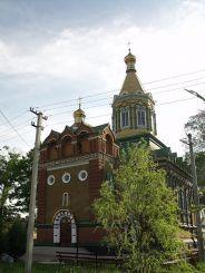 Церковь Екатерины, Здолбунов