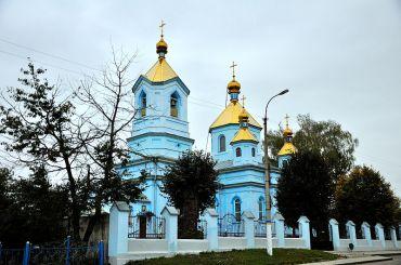 Михайловская церковь, Здолбица