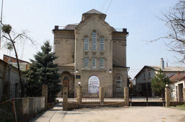 Церковь Преображение (Старообрядческая церковь)