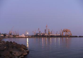 Морской порт, Бердянск
