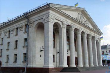 Chernihiv Music Drama Theater. Shevchenko