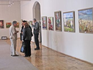 Exhibition Hall of the Union of Artists of Ukraine