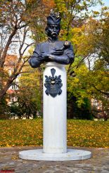 Monument to Hetman Ivan Mazepa