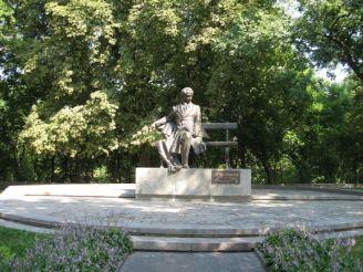 Monument to Taras Shevchenko, Chernigov