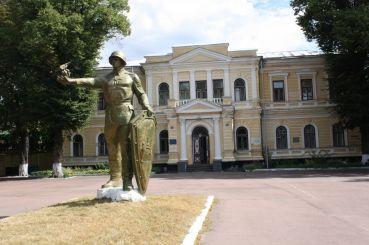 Памятник солдату, Чернигов