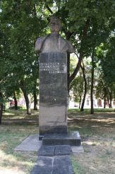 Памятник Михаилу Кирпоносу