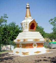 Buddhist Stupa, Khortytsya