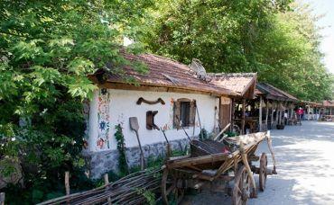 Казацкая залога, Хортица