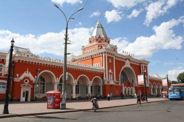 Чернігівський залізничний вокзал