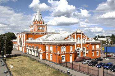 Черниговский железнодорожный вокзал