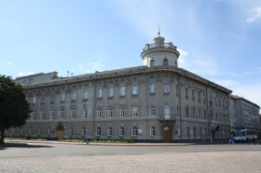 Губернська земська управа (Чернігівська обласна адміністрація)