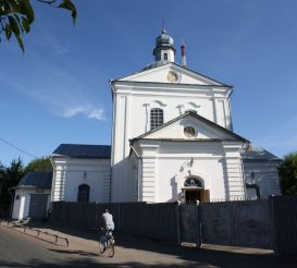 Holy Resurrection Church, Chernigov