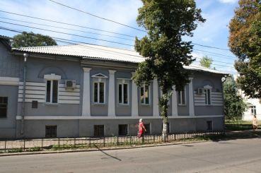 Дом в котором жил Успенский