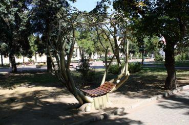 Скульптура Романтика в сердце