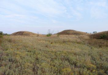 Mamayev Kurgan Grave (mom mountain), Great Znamenka