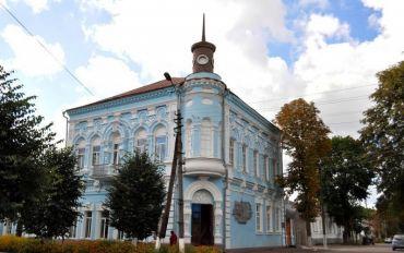 Дом Медведева, Новгород-Северский
