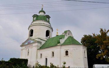 Церковь-колокольня Святого Николая, Прилуки