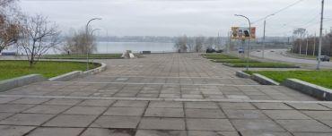 Площадь им. 60-летия СССР, Запорожье
