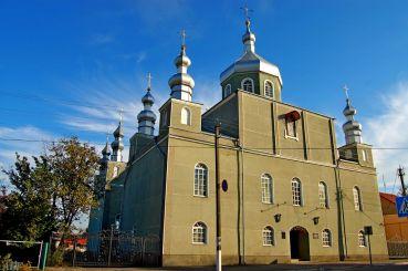 Благовіщенська церква, Ковель