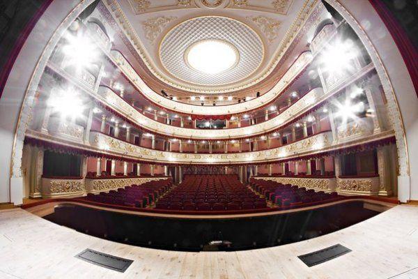 Минимализм и последнее слово техники: Театр на Подоле показал свое новое помещение изнутри - Цензор.НЕТ 5680