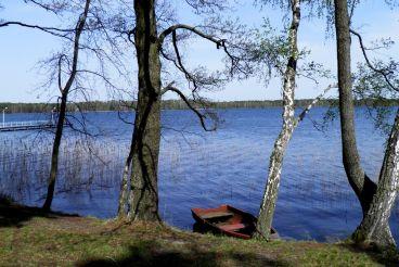 Озеро Песочное, Мельники