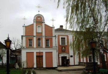 Dominican monastery, Lutsk