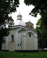 Свято-Стрітенський храм, Залісоче
