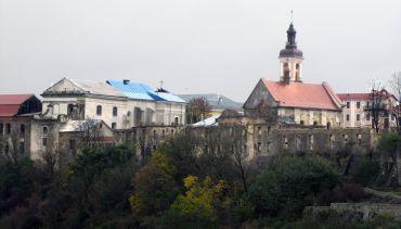 Францисканский монастырь, Каменец-Подольский