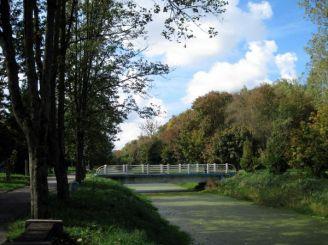 Park them. Lesia Ukrainka, Lutsk
