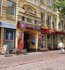 Coffeehouses Coffee Life